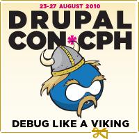 Site officiel de la DrupalCon 2010